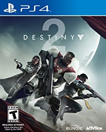 Amazon destiny 2 playstation 4 standard edition activision destiny 2 playstation 4 standard edition stopboris Image collections