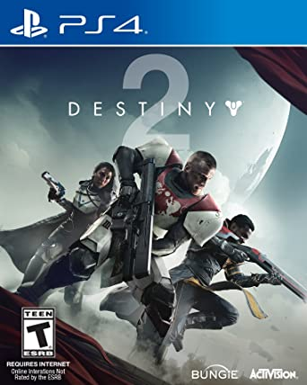 Destiny 2 playstation 4 standard edition activision inc destiny 2 playstation 4 standard edition stopboris Images