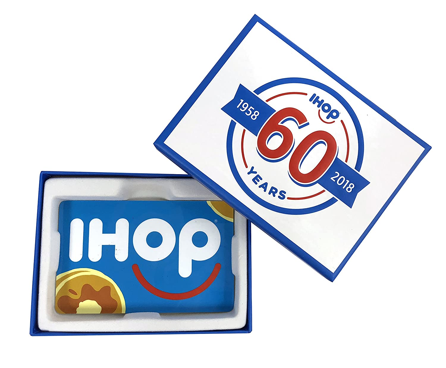 Amazon.com: IHOP Gift Card $50 - In a Gift Box: Gift Cards