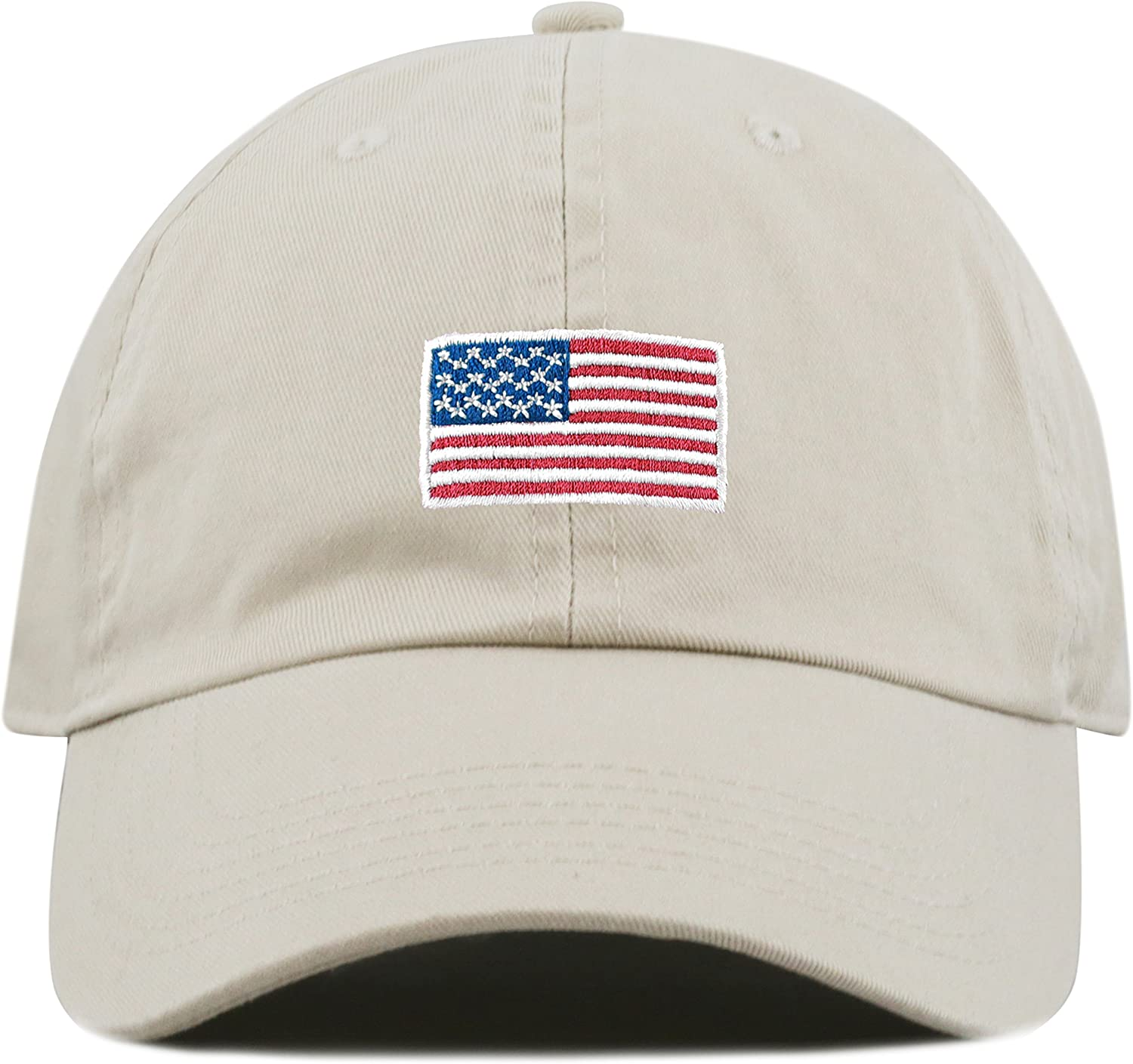 The Hat Depot Washed Cotton...