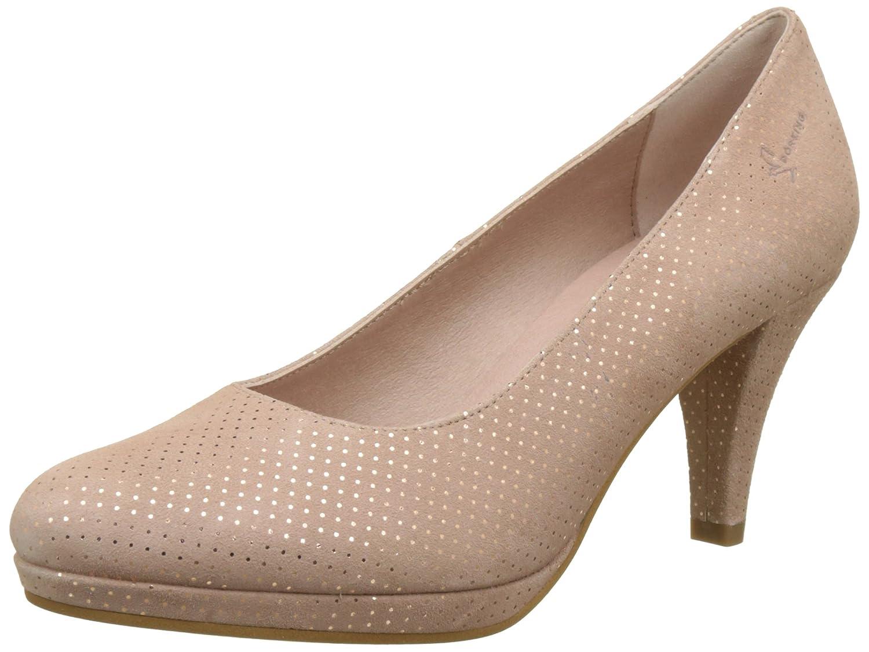 TALLA 39 EU. Dorking Azahara, Zapatos con Plataforma para Mujer