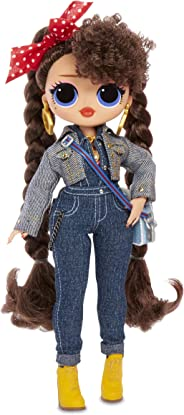 L.O.L. Surprise! O.M.G. Busy B.B. Fashion Doll with 20 Surprises,Multicolor