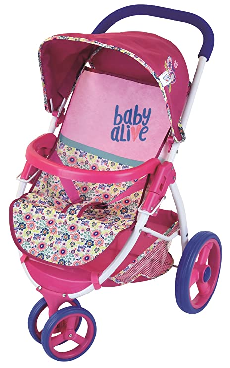 628a94f3c79 Image Unavailable. Image not available for. Color  Baby Alive Lifestyle  Stroller Toy
