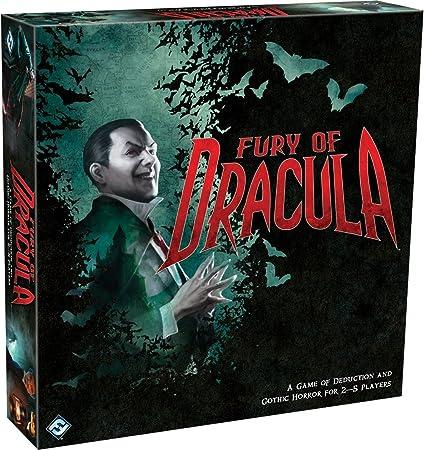 Resultado de imagem para fury of dracula 3rd edition