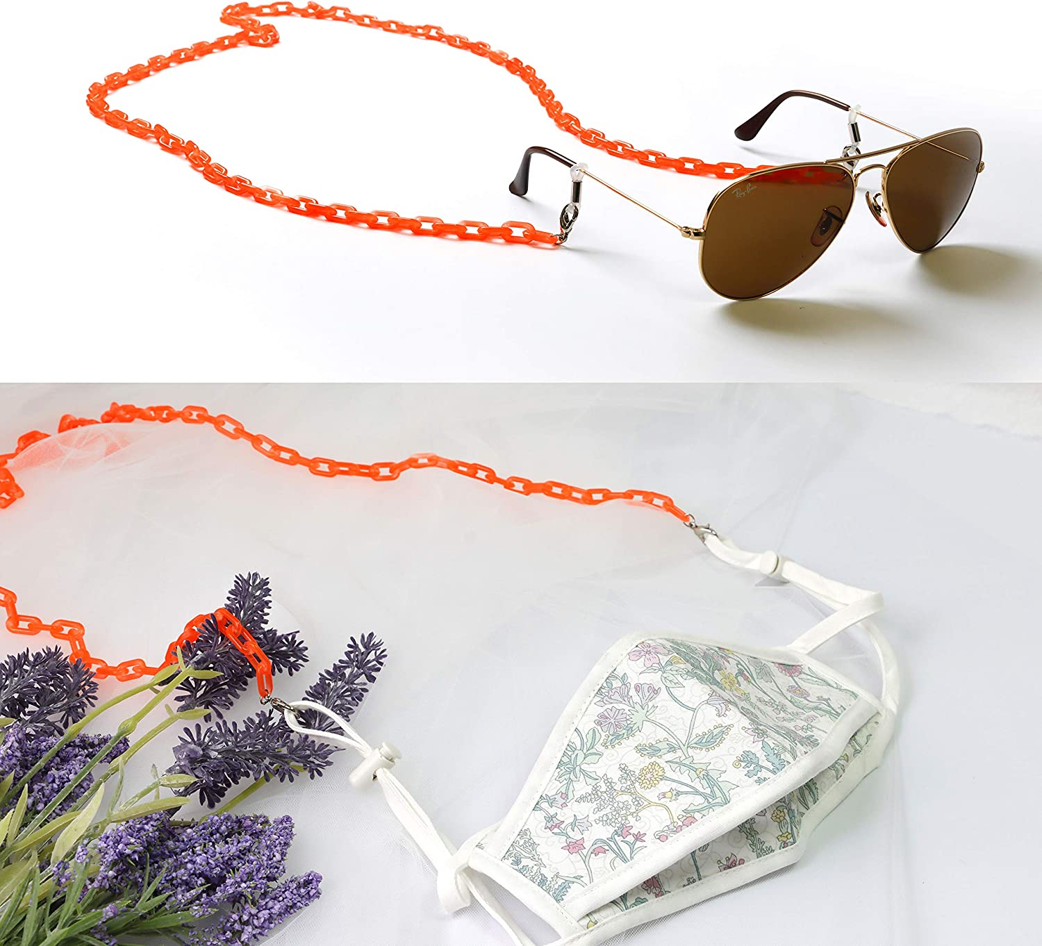 Details about  /Glasses Neck Cord Strap String Lanyard Chain Sunglasses Glasses Reading G5N1