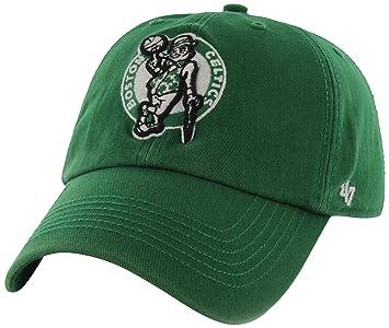 501e6a64f1ec25 NBA Boston Celtics '47 Brand Franchise Fitted Hat, X-Large, Kelly Green