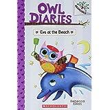 Eva at the Beach: A Branches Book (Owl Diaries #14) (14)
