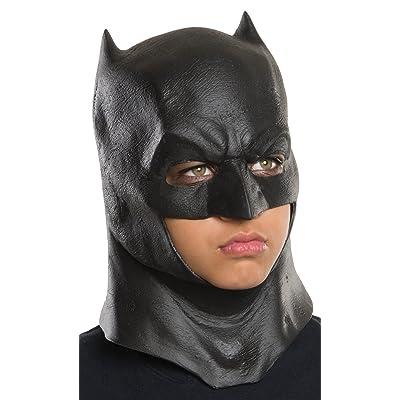 Rubie's Costume Batman v Superman: Dawn of Justice Kid's Batman Full Mask: Toys & Games