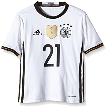 new concept 3ce19 9468f adidas German Football Association Children's Jersey ...