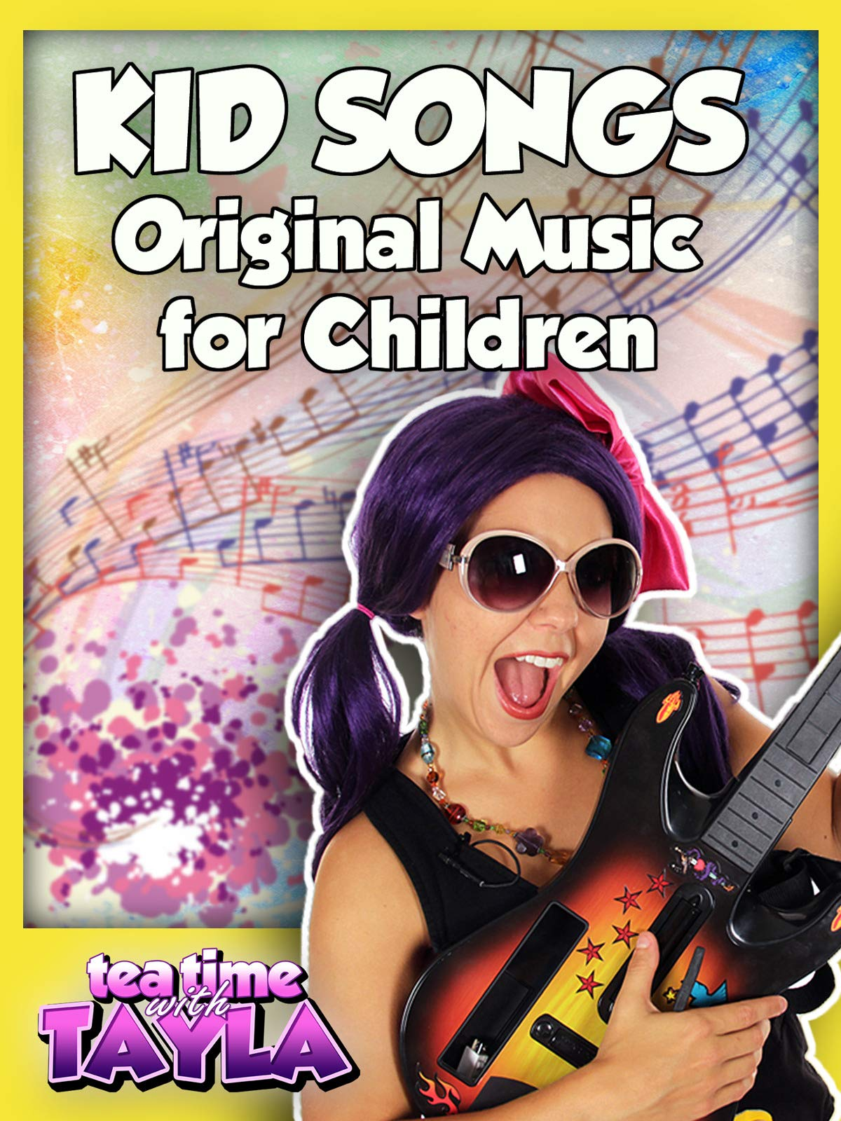 Tea Time with Tayla: Kid Songs - Original Music for Children on Amazon Prime Video UK