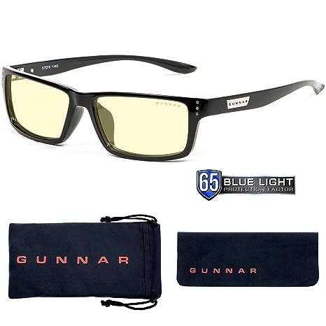 GUNNAR - Gafas para Juegos y Ordenador, Color ámbar, Lentes ...