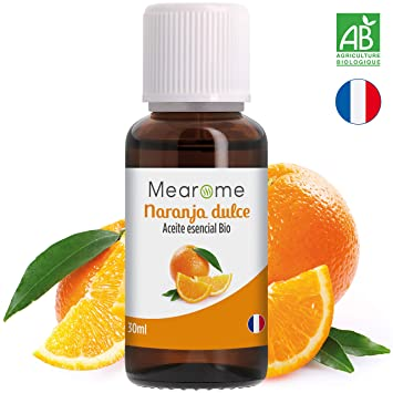 Aceite Esencial De Naranja Dulce Bio 30ml Aceite Perfumado ...