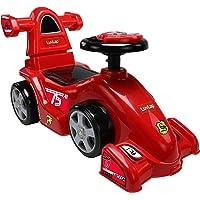 Luvlap Speedo Car Ride-On, Red