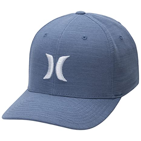 official photos 511c6 0e1e1 Image Unavailable. Image not available for. Color  Hurley Men s DriFit  Cutback Hat, Obsidian ...