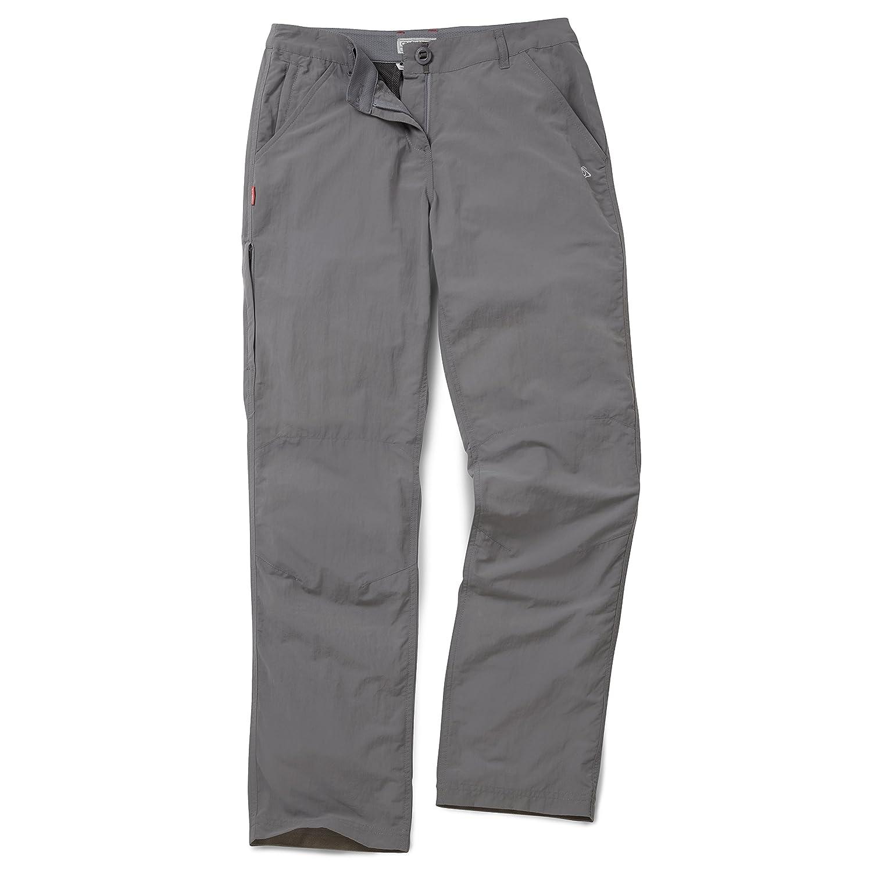 7d561ec62dc1 Amazon.com: Craghoppers Women's NAT Geo NosiLife Trousers: Clothing