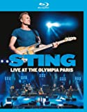 Sting: Live At The Olympia Paris [Blu-ray] [2017]