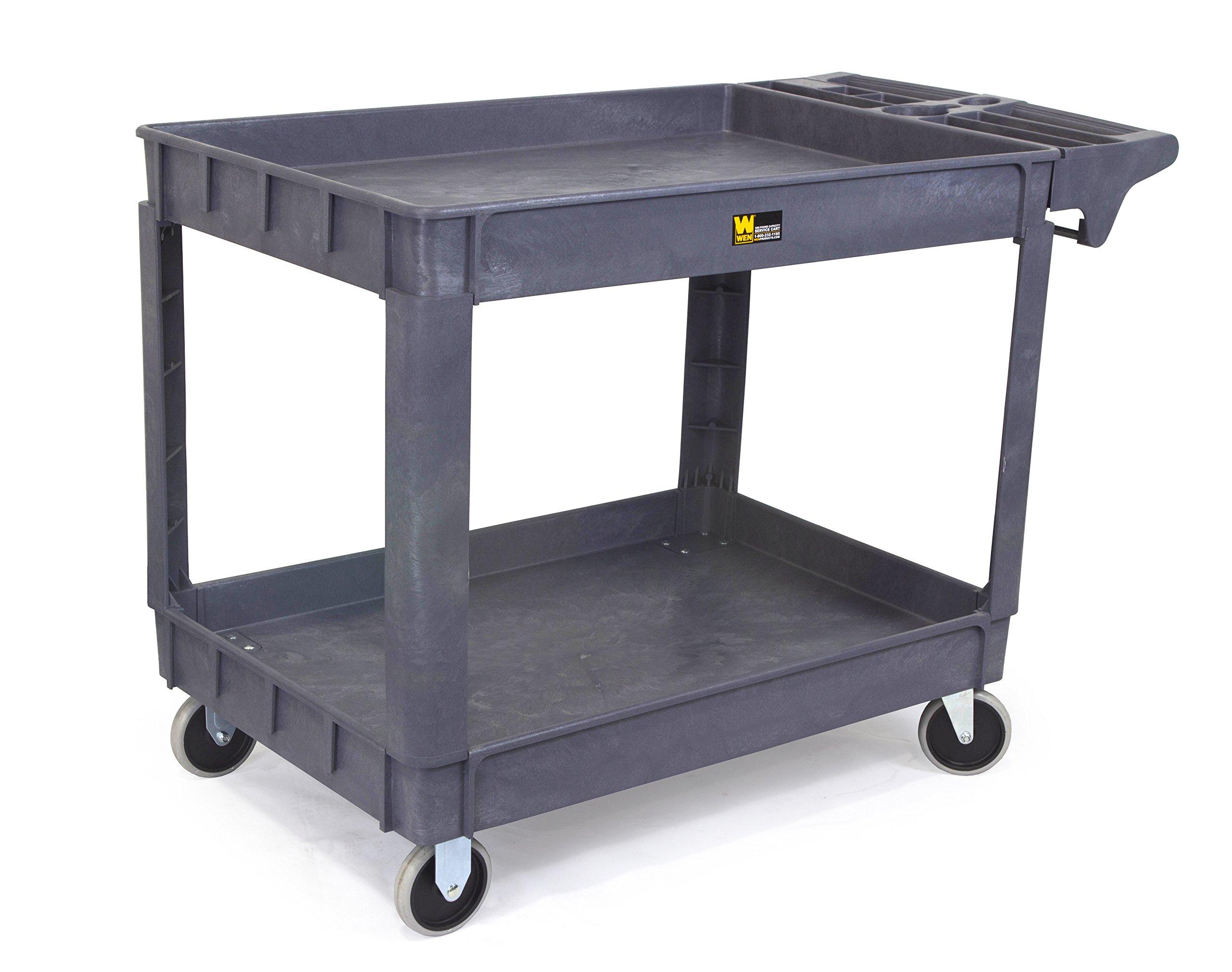 WEN 73004 500 lb Capacity Service Cart, X-Large by WEN