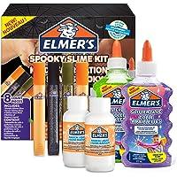 Elmer's kit para hacer slime con pegamento espeluznante
