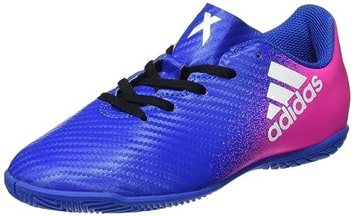 adidas X 16.4 In J, Zapatillas de Fútbol Unisex para Niños: Amazon.es: Zapatos y complementos