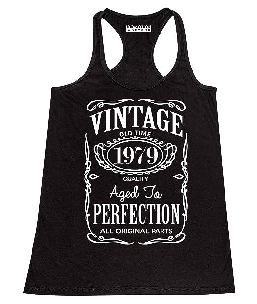 Amazon.com: 40th cumpleaños Vintage 1978 envejecido a la ...