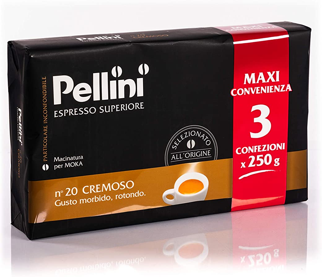 Pellini Caffè - Café Molido Para Máquina