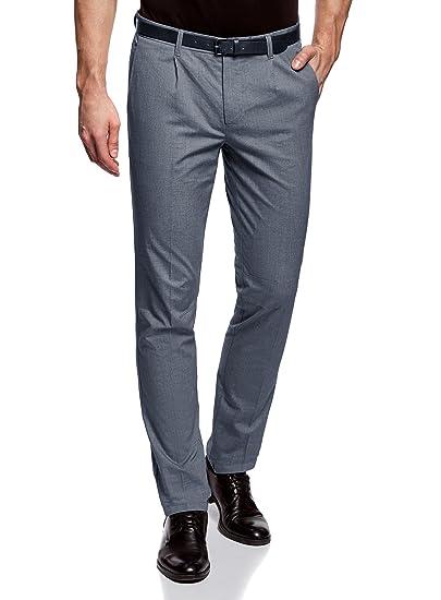 CotonVêtements Oodji Homme Et Léger En Pantalon Ultra 6bfgy7Y