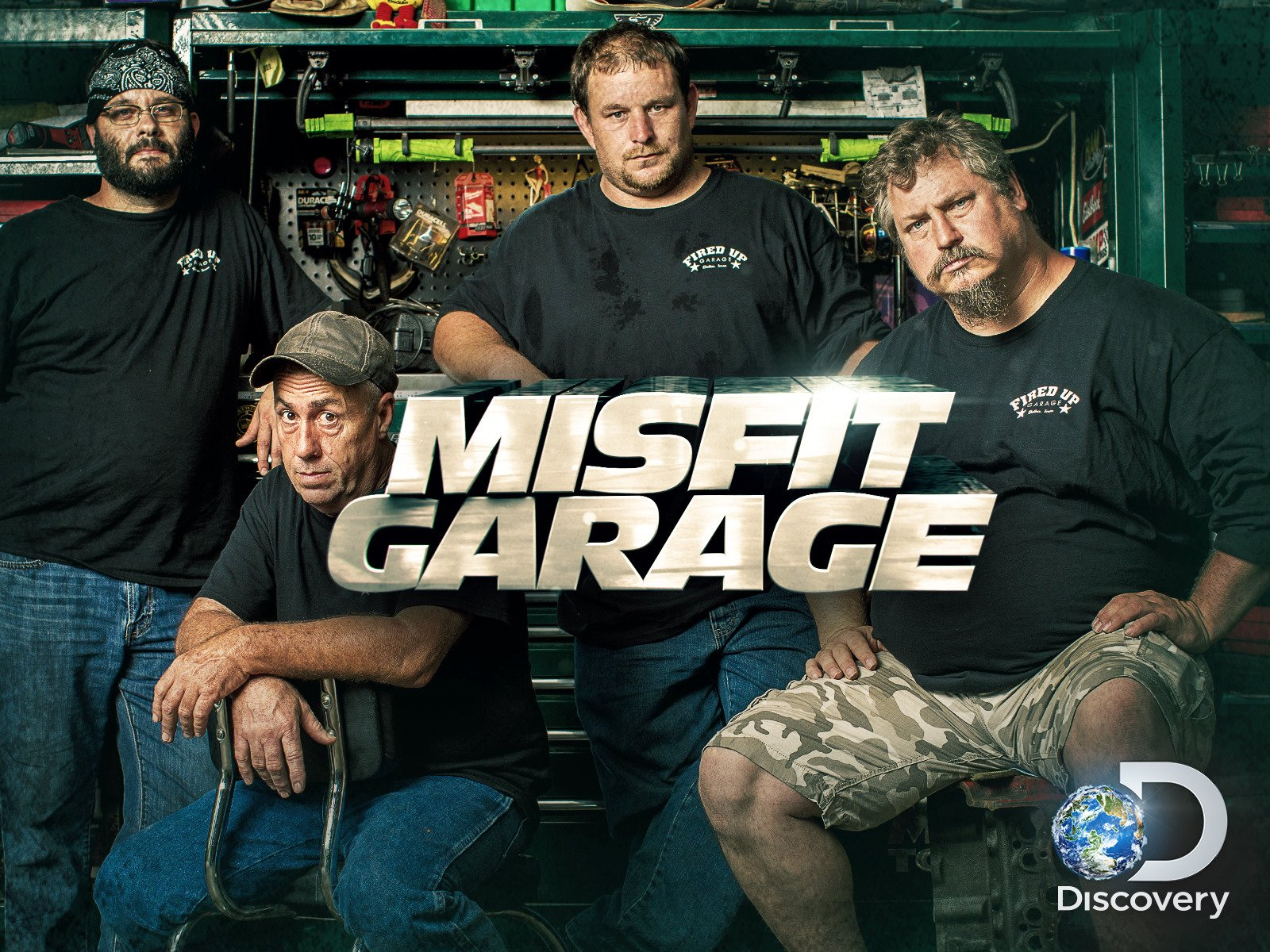 2d48da30887dd Amazon.com  Watch Misfit Garage Season 3