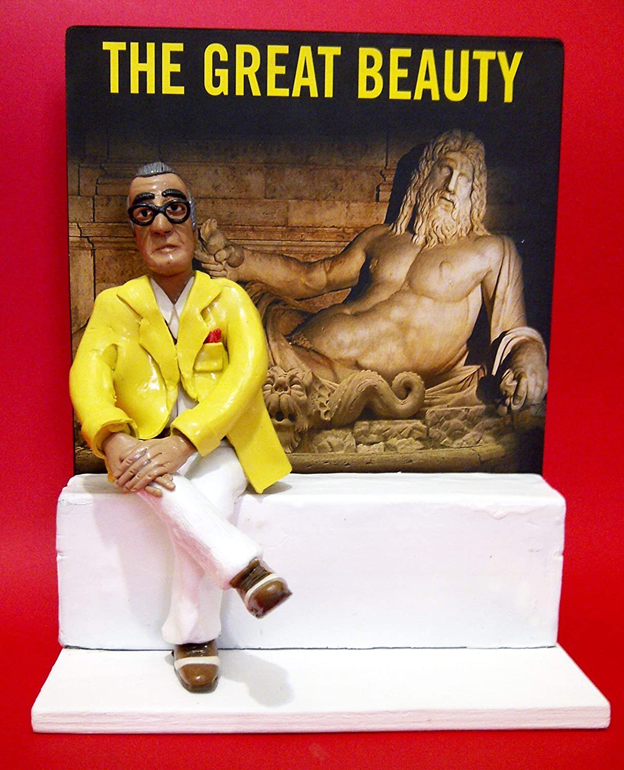 Statuina - ACTION FIGURES Jep Gambardella - La Grande Bellezza - The Great Beauty