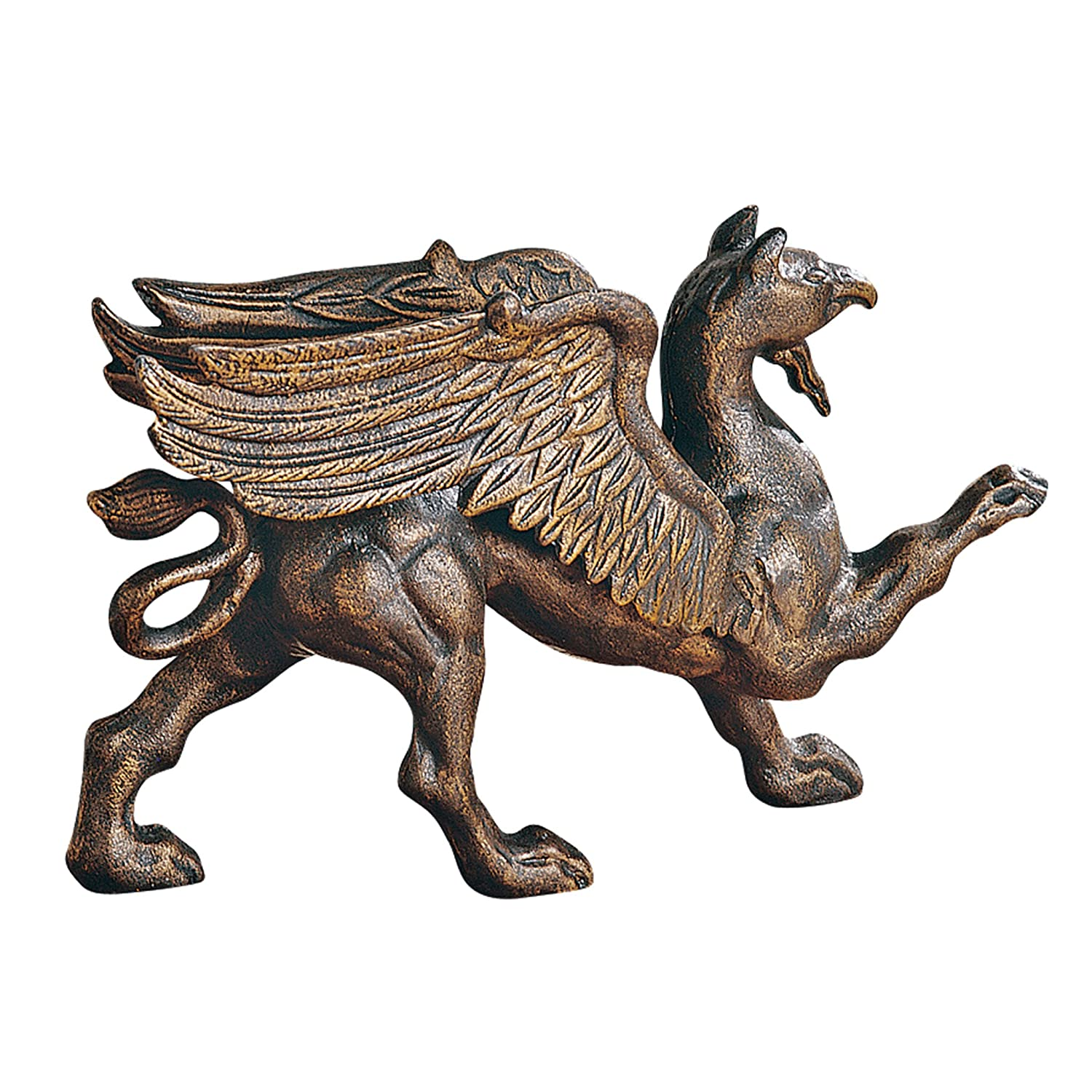 Amazon.com Design Toscano The Growling Griffin Foundry Iron Doorstop Home \u0026 Kitchen  sc 1 st  Amazon.com & Amazon.com: Design Toscano The Growling Griffin Foundry Iron ...
