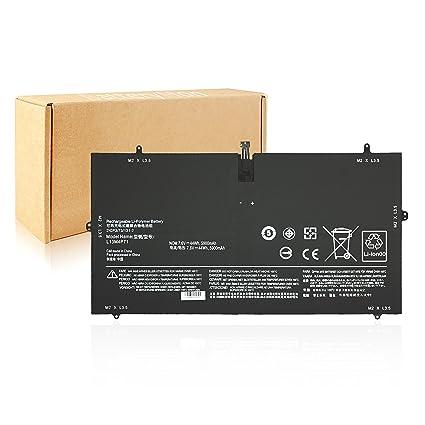 BatteryMon Laptop Battery L13M4P71 L14S4P71 for Lenovo Yoga 3 Pro 1370, Yoga 3 Pro-5Y71, Yoga 3 Pro-I5Y51, Yoga 3 Pro-I5Y70, Yoga 3 Pro-I5Y71 13.3