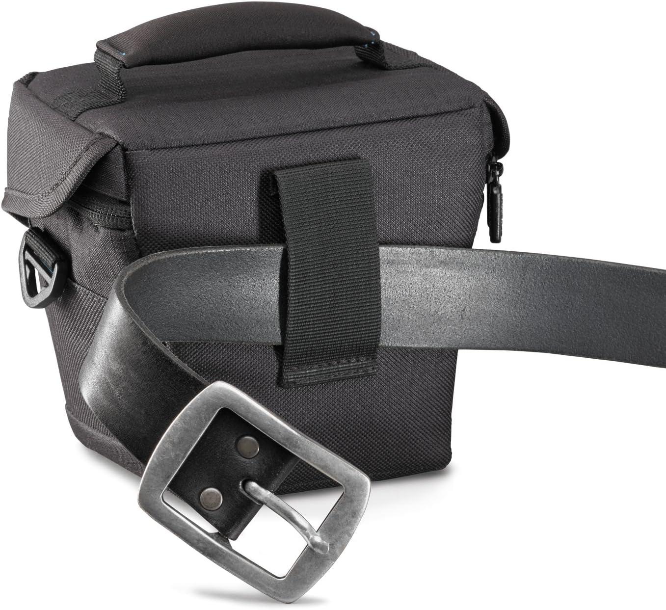 Black CULLMANN 93703 Panama Vario 100 Bag for Camera Equipment