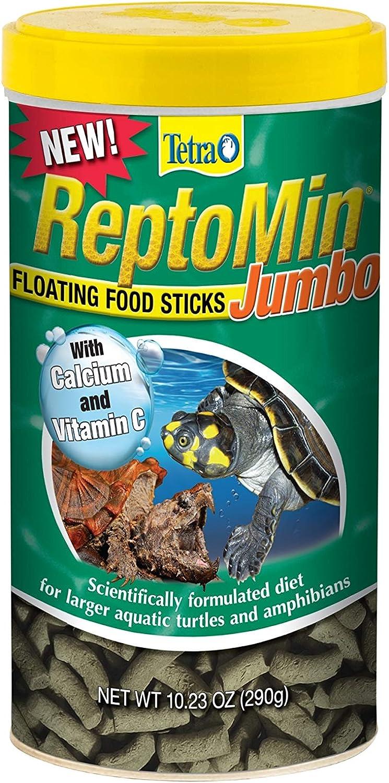 Tetra USA Reptomin 10.23-Ounce Sticks, Jumbo