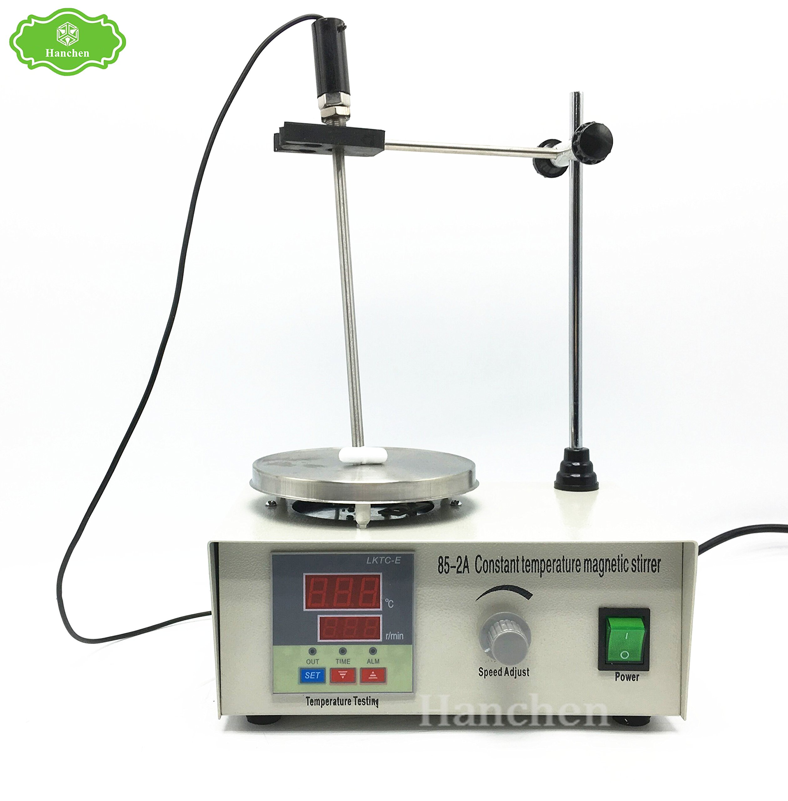 85-2A Magnetic Stirrer Digital Thermostatic Hotplate Mixer 0-2600rpm (85-2A)