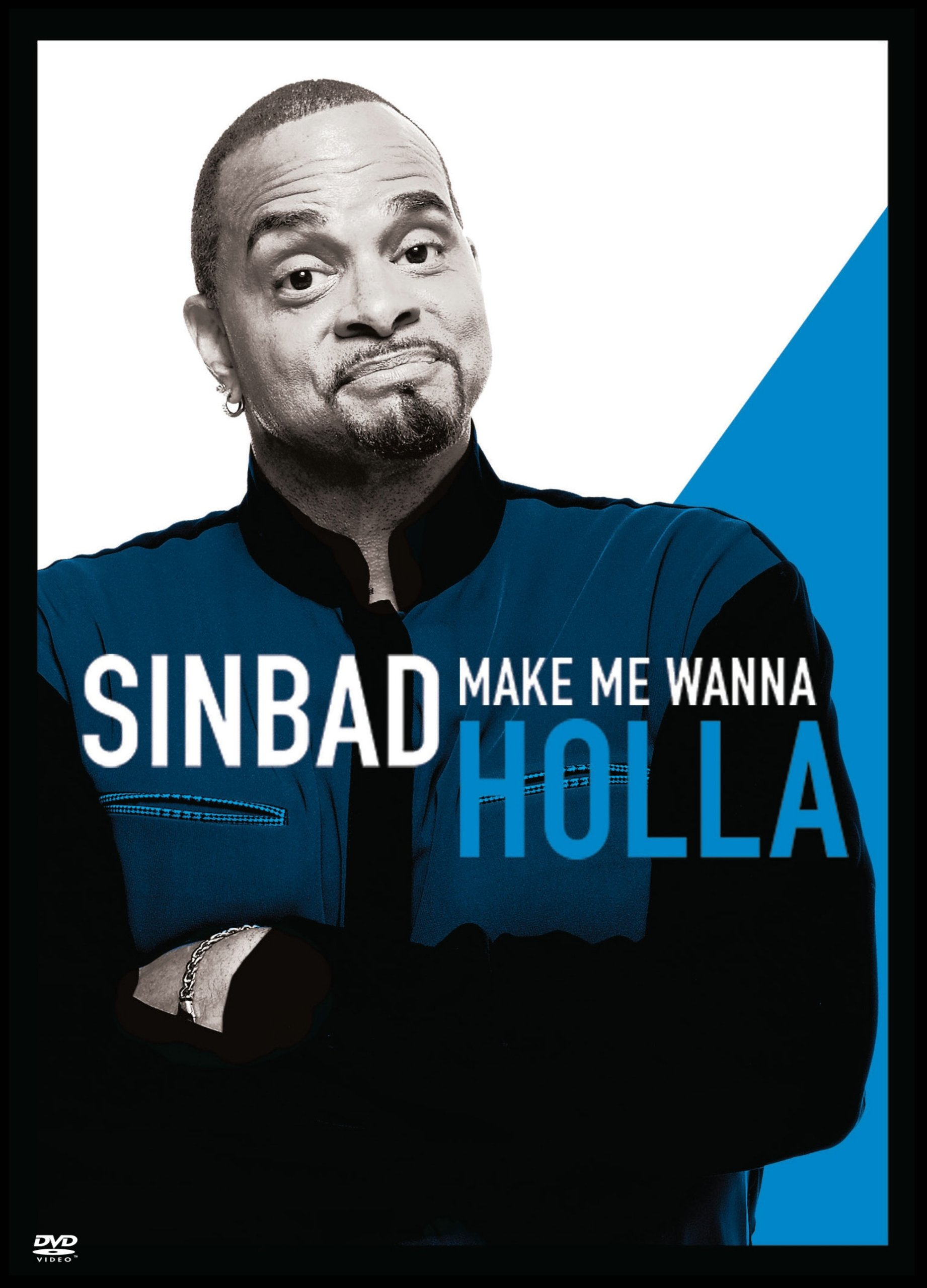 DVD : Aria - Sinbad: Make Me Wanna Holla (Widescreen, Subtitled, Sensormatic)