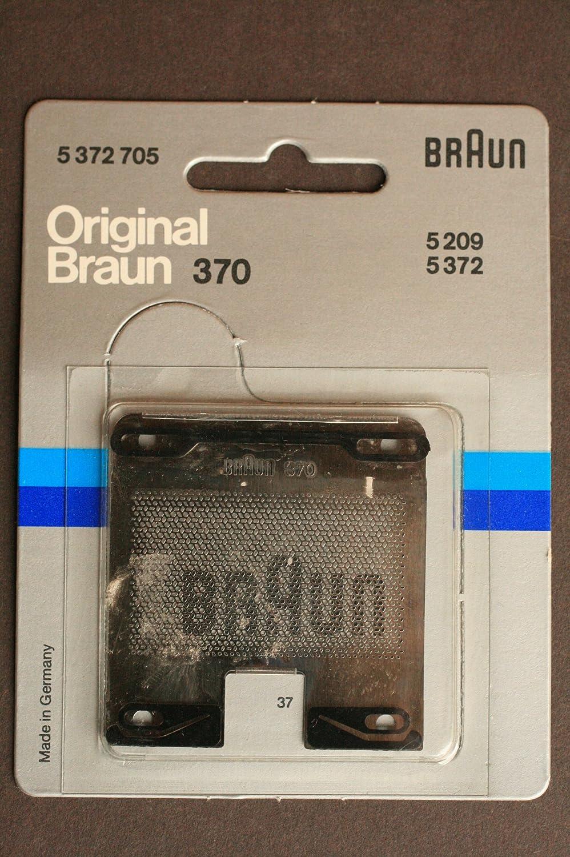 Braun 370SHAVER FOIL 5372705