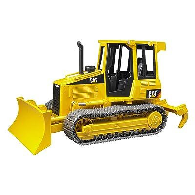 bruder 02443 Caterpillar - Pala de Cadenas: Juguetes y juegos