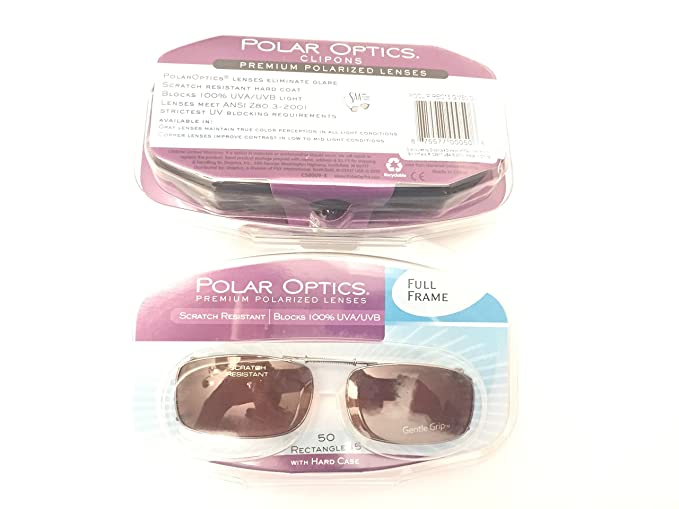 cdc6b7b0524 Image Unavailable. Image not available for. Color  POLAR OPTICS CLIP ON 50  REC 15 Full Frame PREMIUM
