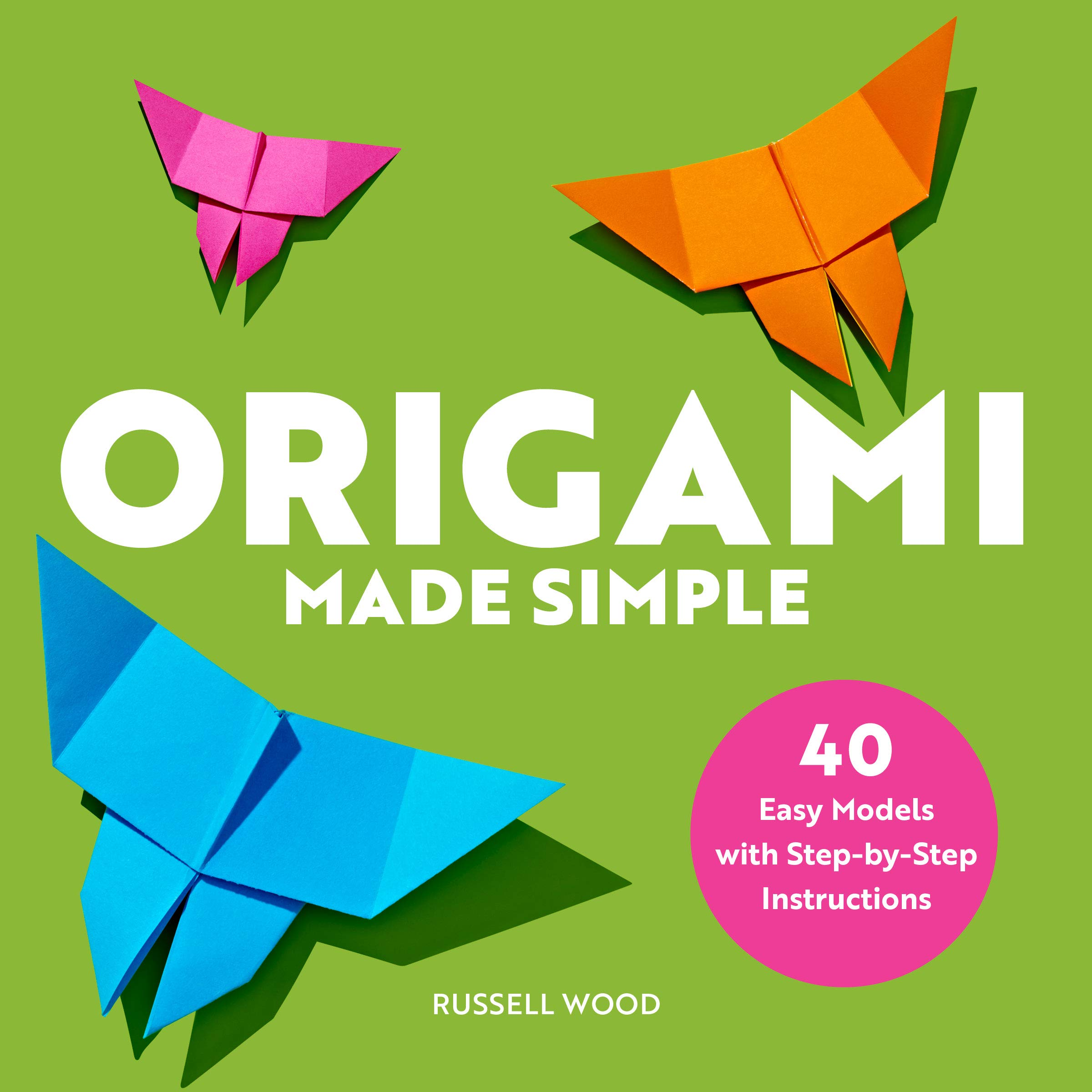 Step instructions how to make origami a kitty Vector Image | 2400x2400