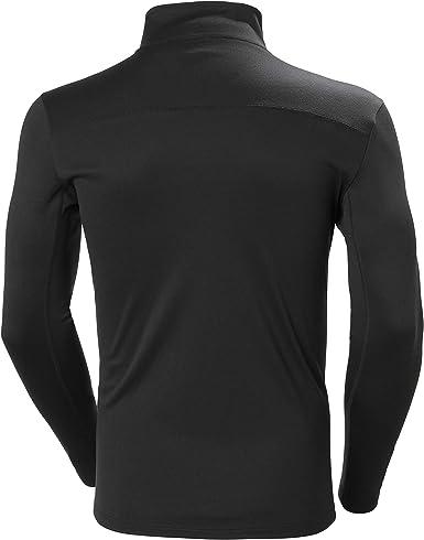 Helly Hansen HH LIFA Merino 1//2 Zip Camiseta Hombre