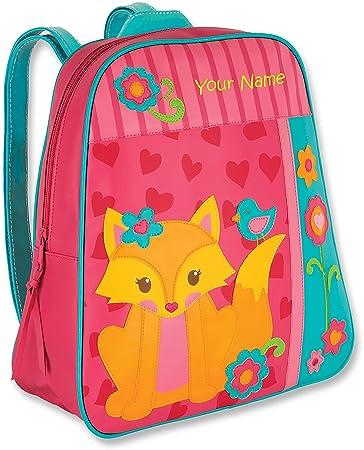 Personalized Stephen Joseph Fox Go Go Backpack