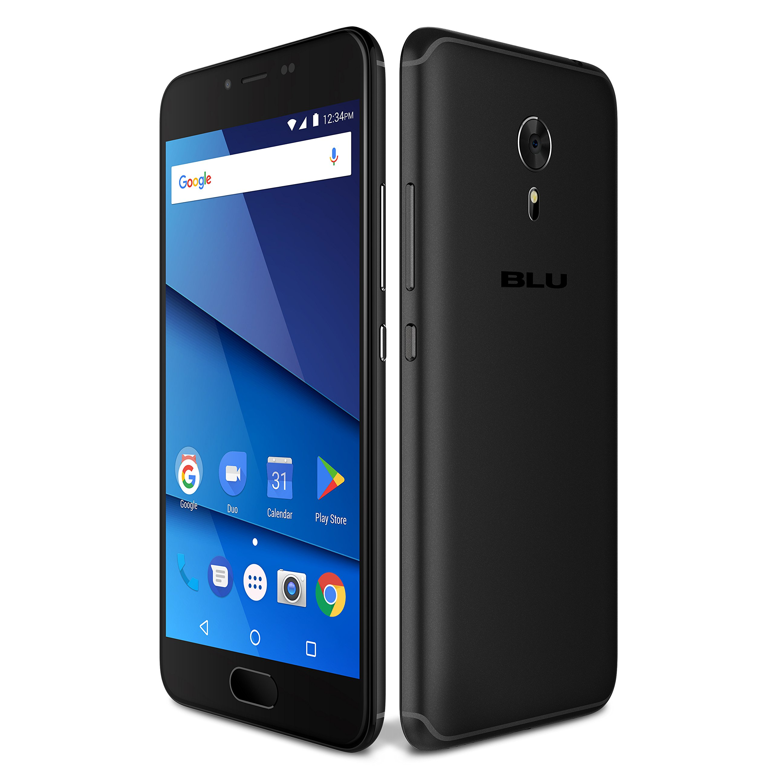 BLU R1 HD 2018 Factory Unlocked Phone - 5.2'' - 16GB - Black (U.S. Warranty)