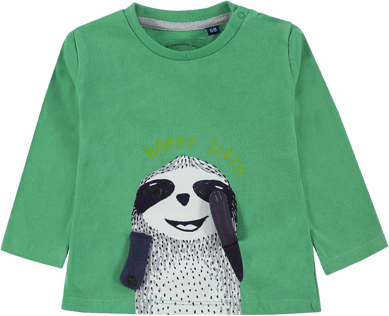 TOM TAILOR Kids T-Shirt Placed Print Camiseta para Beb/és