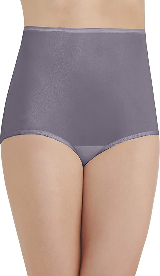 Vanity Fair Women S Perfectly Yours Ravissant Nylon Tailored Brief Panty Fashion Colors At Amazon Women S Clothing Store