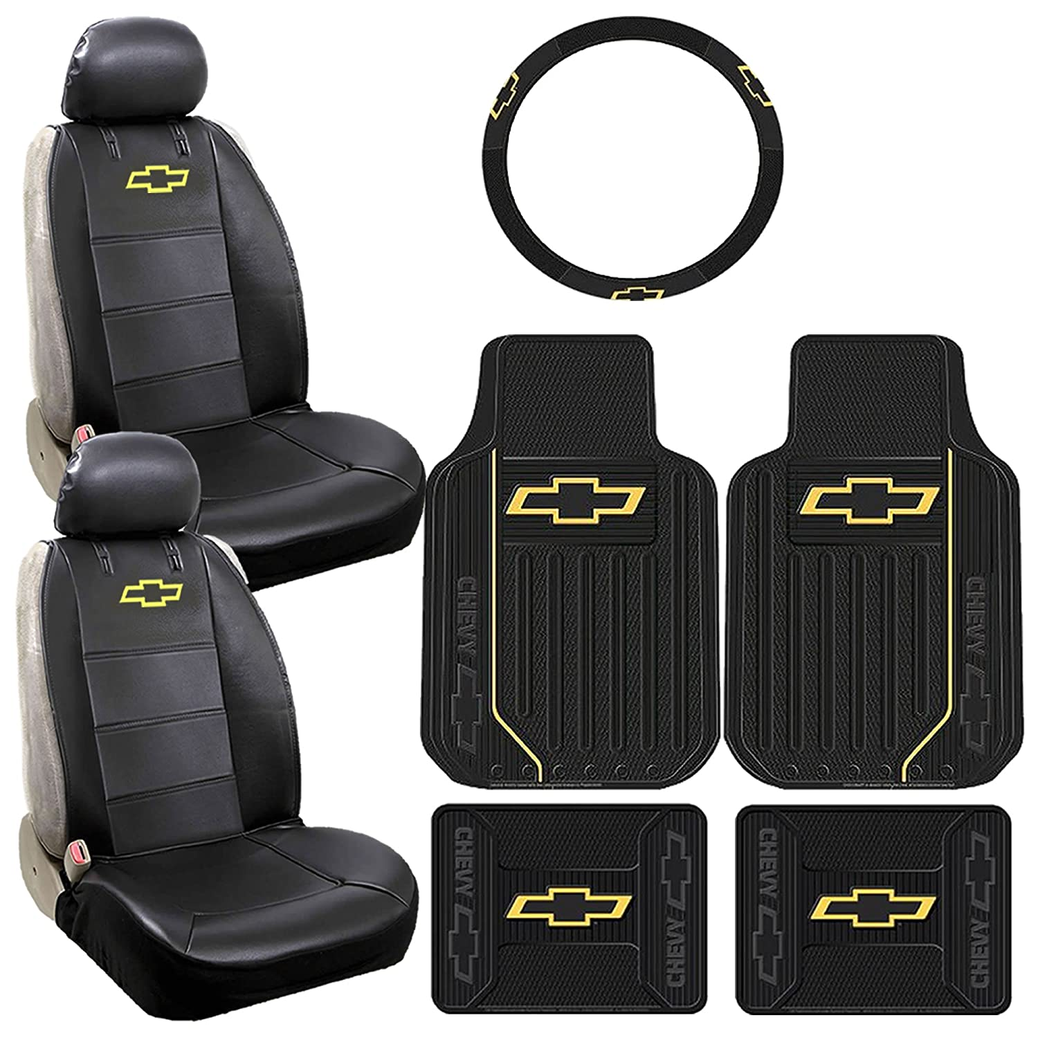Chevy Seat Covers With Logo Velcromag