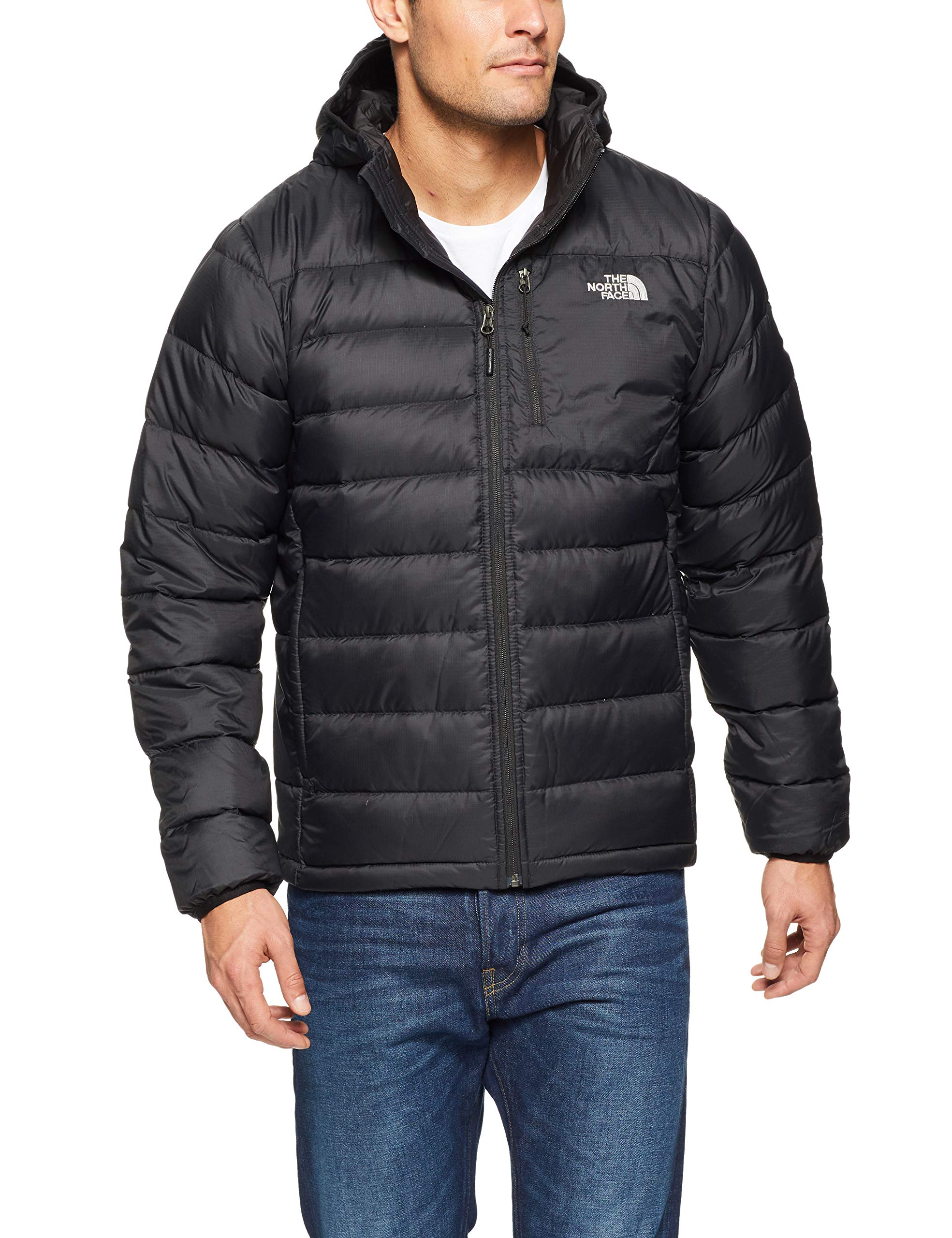 The North Face Men's Aconcagua Hoodie - TNF Black - S by The North Face