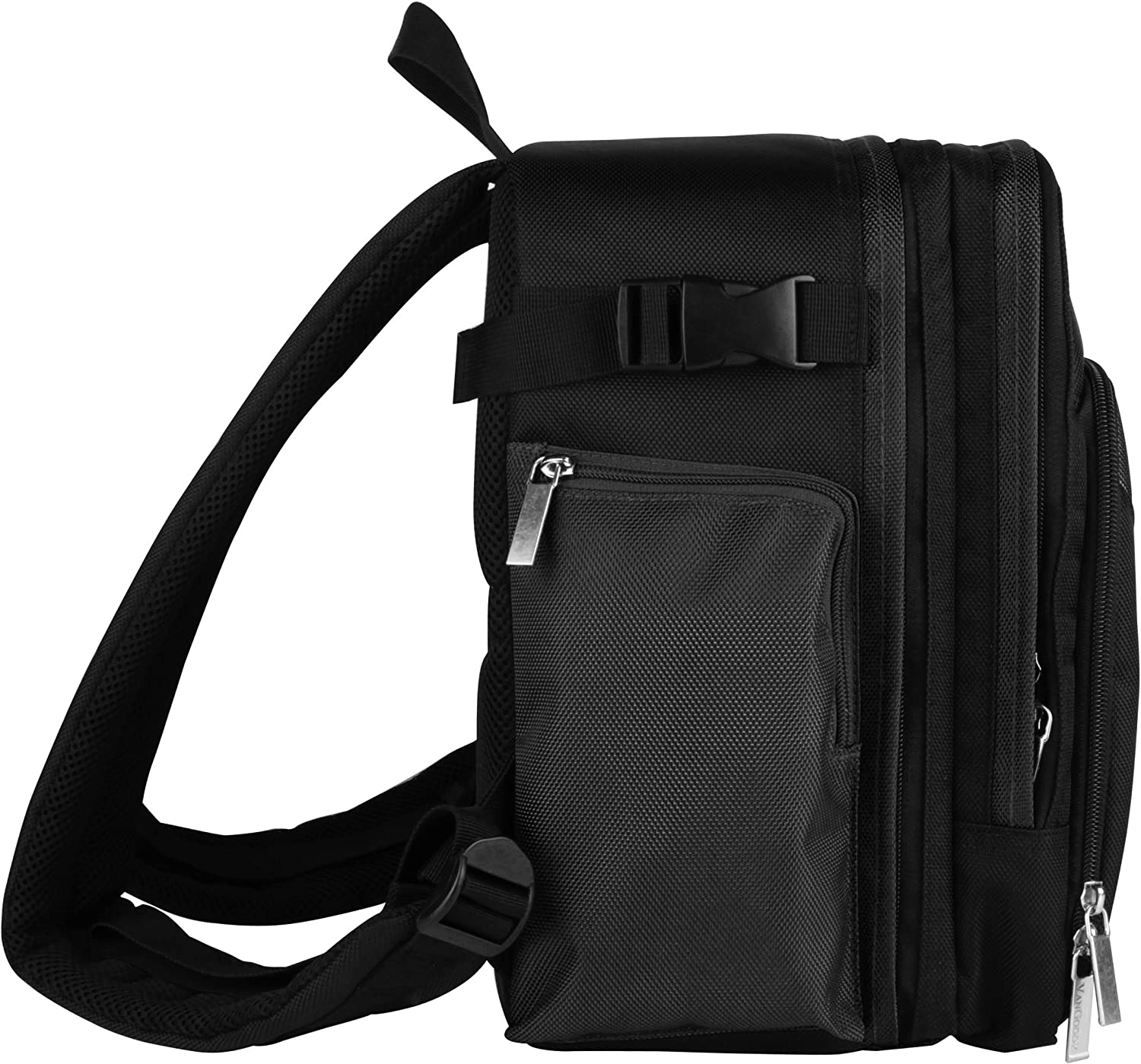 Travel Carrying Nylon Backpack Bag for Canon PowerShot SX150 SX160 SX500 is and Mini Tripod x2 SX40 SX50 Advance Camera and Screen Protector
