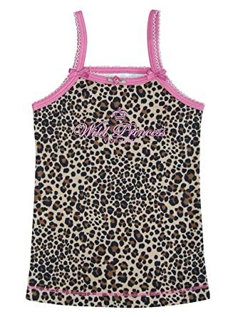 212fef3c31f4 Vive Maria Kids Wild Princess Top Leo brown  Amazon.de  Bekleidung