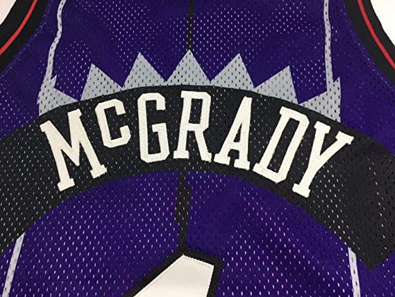 Tracy Mcgrady Autographed Signed Toronto Raptors Authentic ...