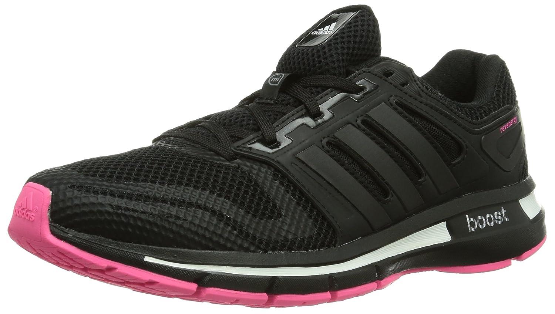 adidas Revenergy Mesh Boost, Chaussures de running femme - Rose (Tribe Berry F14/Black 1/Neon Pink), 37 1/3 EU