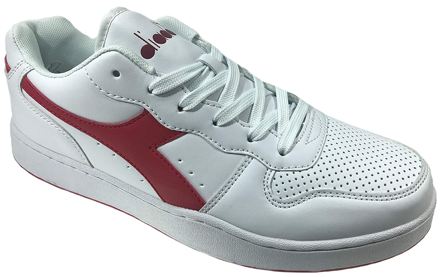 db0c08ee59 Diadora Men's Playground Gymnastics Shoes: Amazon.co.uk: Shoes & Bags